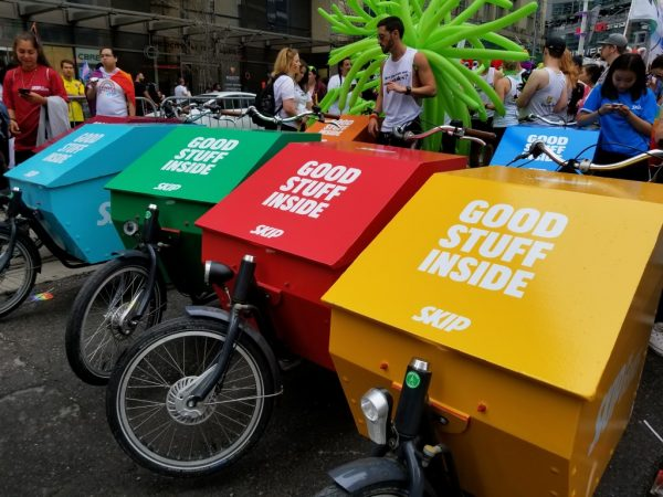 Toronto Pride Parade Brand Ambassadors