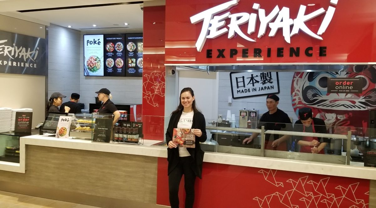 Teriyaki Experience Fairview