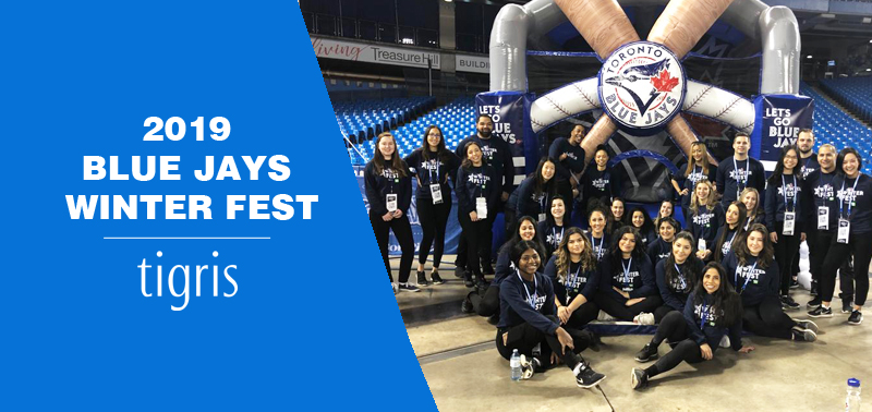 toronto event staffing agency blue jays