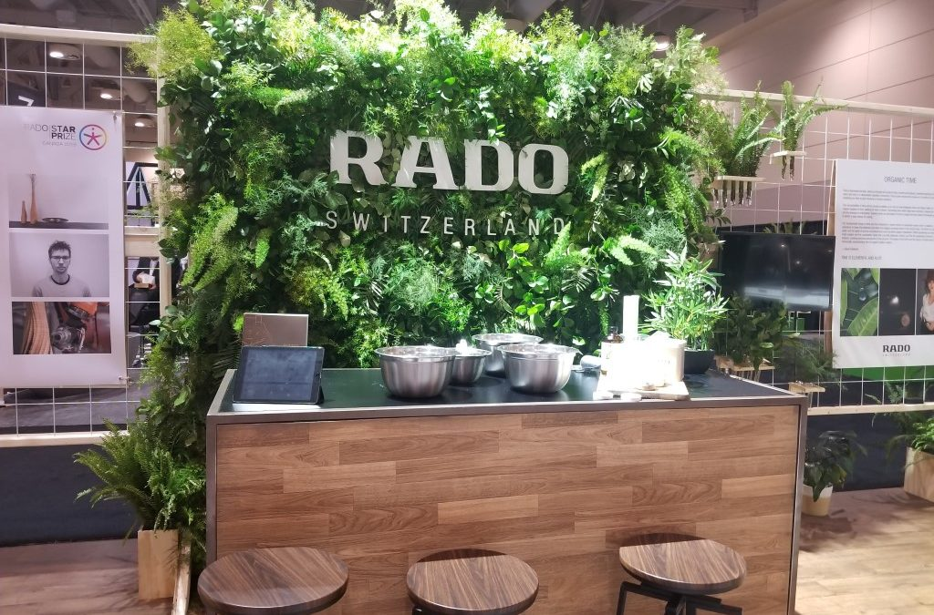 interactive booth design