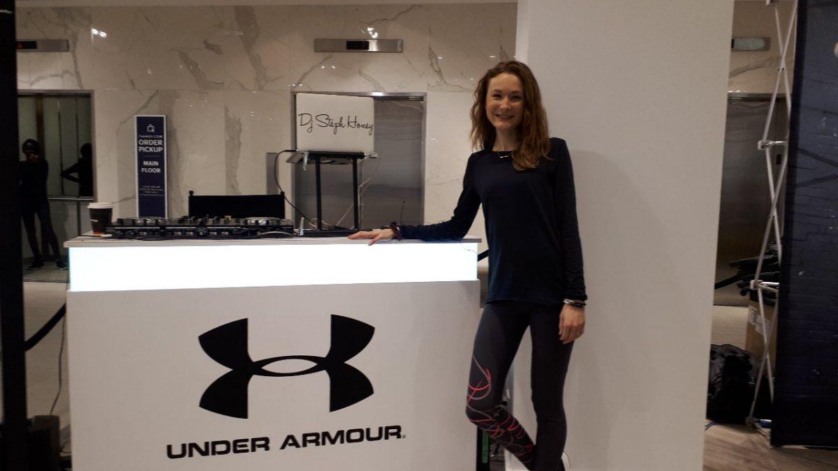 athletic female brand ambassadors