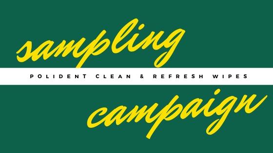 sampling campaign