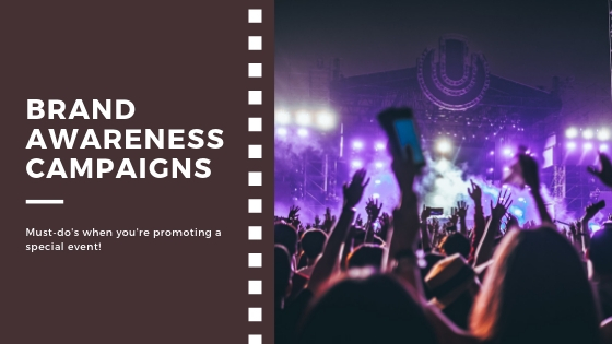 brand awareness campaigns