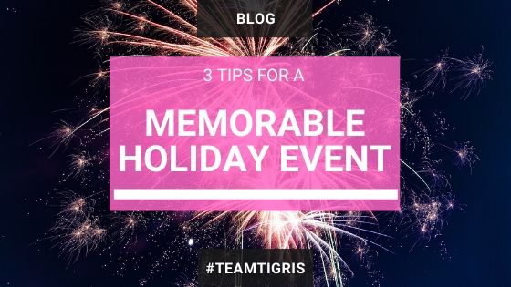 Holiday Experiential Event