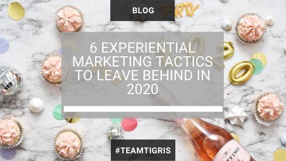experiential marketing tactics