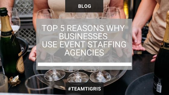 event staffing agencies