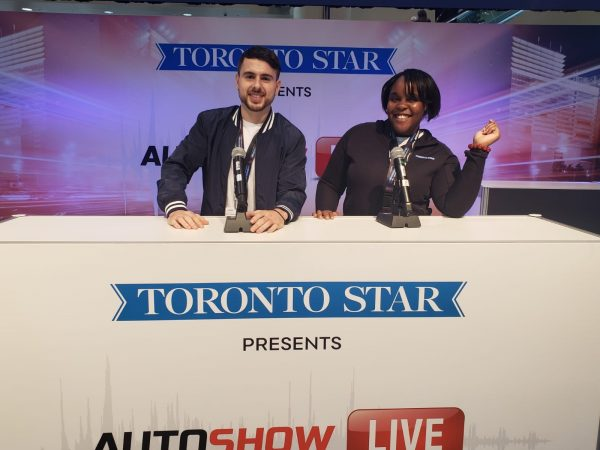 auto show staffing services