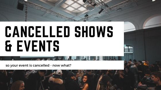 cancelled shows