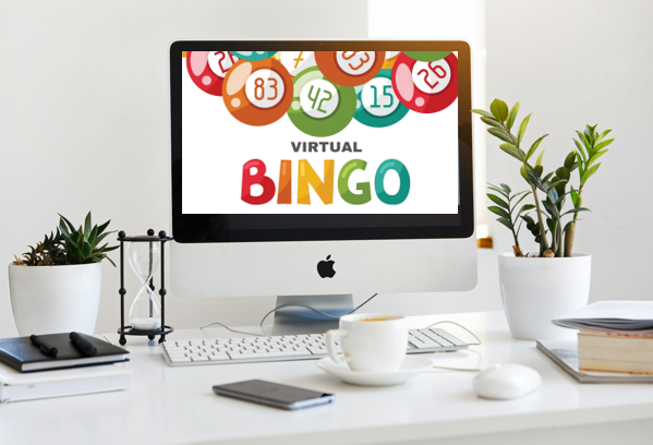 Virtual Event Ideas: Bingo