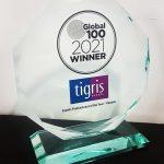 Global 100 Winner